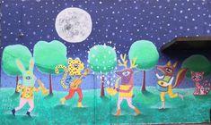 Mini Galeria Arte Urbano @ Piú Music Academy Mad, Piano Lessons, Urban Art