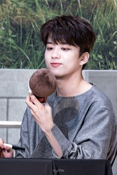 Youngjae - a fluff ball Bap Youngjae, Himchan, Miss You Guys, Jung Daehyun, Btob, Vixx, Latest Pics, Super Junior, Bigbang