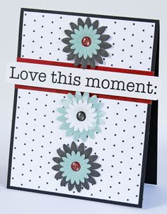 Enchanted Greeting Cards using Creative Memories #scrapbooking    http://www.creativememories.com