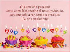 Risultati Immagini Per Buon Compleanno Amica Mia Tarjetas De