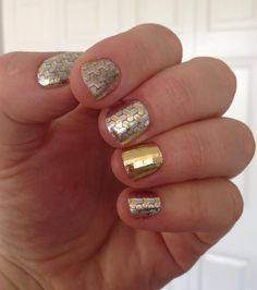 wow!April 3D looking nail art design sister exclusive by Jamberry is just amazing!
