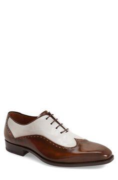 281c3a35e4 Mezlan 'Alsina' Spectator Shoe (Men) available at #Nordstrom Acessórios  Masculinos,