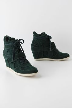 Swank Sneaker Wedges - Anthropologie.com