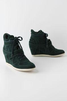 Swank Sneaker Wedges - Anthropologie.com