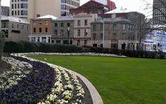 parliament lawn hobart