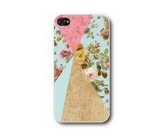 Floral iphone case -