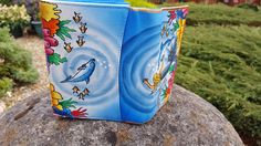 Hand painted Leather Wallet Women's Money by LondonDaydreams  https://www.amazon.com/dp/B01L2YHOEW?th=1