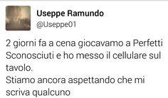 #perfettisconosciuti #twitter