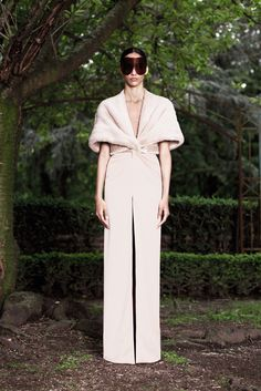 Givenchy Fall 2012 Couture Collection Slideshow on Style.com