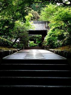 Nanzenji Zen Buddhist Temple - Kyoto - Japan