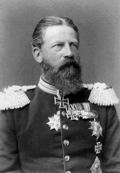HIRM Emperor Friedrich III of Germany (1831-1888)