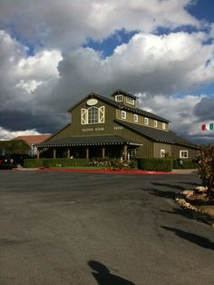 Ponte Winery in Temecula, CA. Got a case from Nick's dad in the mail yesterday :) LOVE their wine!