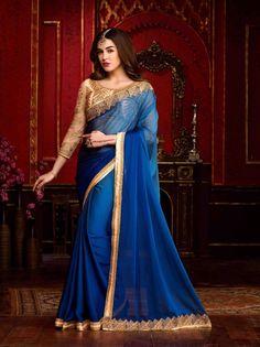INDIAN SAREE SARI BLOUSE BOLLYWOOD DESIGNER PARTY WEAR DRESS SARI ETHNIC WEDDING #ManasCollections #SareeSari #WeddingPartyWearSaree