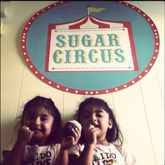 Little Circus Fans!