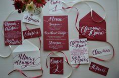 #modern calligraphy #wedding calligraphy #calligraphy #wedding #brushpen