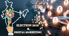 Campaigning through Digital Marketing! Content Marketing, Social Media Marketing, Digital Marketing, Instagram Handle, Political Party, S Mo, Digital Media, How To Introduce Yourself, Campaign