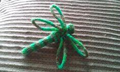 Toy Dragonfly Knitting Pattern