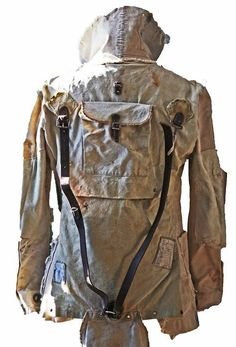 deconstructed clothes | Greg Lauren. DSM.DeConstructed Fashion
