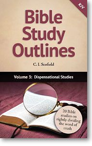 Bible Study Outlines, Volume 3