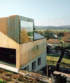 Wohn-Atelierhaus Büsserach