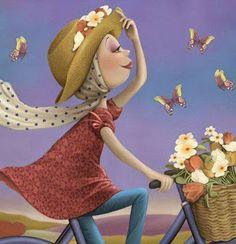 Escritos e Rabiscos da Scheila: Observando as borboletas conclui: a vida é um eter...