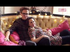 ▶ McFly's Tom Fletcher and his wife Giovanna share their baby excitement at home with HELLO! - YouTube