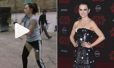 THE 25-MINUTE WORKOUT DAISY RIDLEY AND THE STAR WARS CAST USED TO GET CAMERA READY Trainer and nutrition expert Jack Greaves from the wellbeing management company Altus Health shares the workout he used to get the Star Wars cast camera ready.
