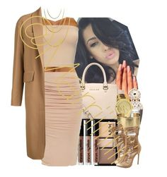 """Getting my phone taken when i get home so im going to be logging off for a while like the mess out of my stuff while im gone love yall "" by marriiiiiiiii ❤ liked on Polyvore featuring MICHAEL Michael Kors, NYX, Marc Jacobs, Cartier, Alexander Wang, Michael Kors, Blue Nile, Vince Camuto, women's clothing and women"
