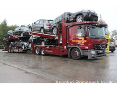 Transport Masini si Persoane | Transport autorizat de masini pe platforma | Ultimile anunturi: Anunturi Romanesti In UK Trucks, Vehicles, Truck, Car, Vehicle, Tools