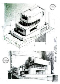 Admission Exam UAUIM 2003 by dedeyutza on DeviantArt Architecture Images, Architecture Graphics, Architecture Drawings, Architecture Portfolio, Architecture Illustrations, Classical Architecture, Building Drawing, Interior Design Sketches, House Drawing