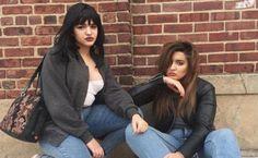 Dounia y Mina, las reinas teen curvy | veintitantos