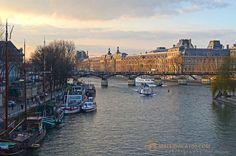El puente de las Artes o pasarela de las Artes (en francés: pont des Arts o passerelle des Arts) es un puente parisino sobre el río Sena Pont Des Arts, Paris France, Runway