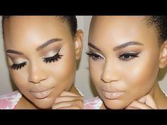 Everyday Eye Makeup l ABH MODERN RENAISSANCE Palette Tutorial l Naptural Elenore