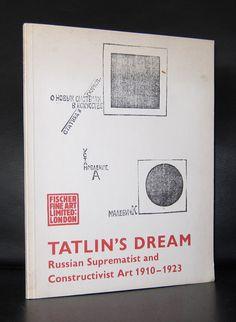 Fischer Fine Art # TATLIN's DREAM # 1973, NM