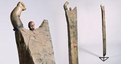 Benin sculptor Gérard Quenum's dolls never die – Africa is a Country