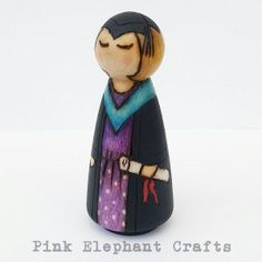 The perfect gift to celebrate the success of a special hardworking graduate....a bespoke, personalised and made to order little peg doll that can be made to resemble your loved one. Lovingly hand made in Wales, Uk. www.pinkelephantcrafts.wales