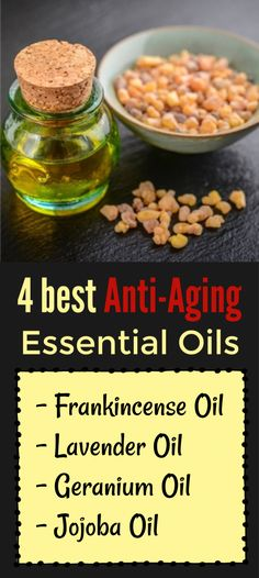 4 Best Anti Aging Essential Oils Plus A DIY Night Time Serum #antiaging #wrinkles #essentialoils #nightserum #beautytips #skincare #BrownSpotsOnFace Best Anti Aging, Anti Aging Cream, Anti Aging Skin Care, Young Living, Baking Soda Uses, Plus 4, Best Essential Oils, Makati, Organic Skin Care