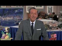 Walt Disney ◇ Wonderful World of Color ◇ His plans for the Magic Kingdom/Disneyland in Anaheim (California) Disney Names, Disney Music, Walter Elias Disney, He Is Alive, Walt Disney Records, Mickey Mouse Club, Vintage Disneyland, Disneyland Resort, World Of Color