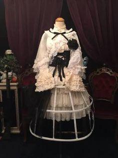 「クリノリン ロリータ服」の画像検索結果