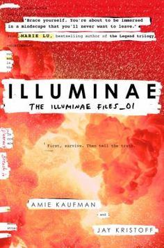 Illuminae Author: Amie Kaufman & Jay Kristoff Publisher: Knopf Books for Young Readers Genre: Young Adult, Science Fiction Release Date: October 2015 Format: Hardcover Page Count: 599 ISBN: 9780553499117 Author Website Plot Twist, Ya Books, Good Books, Amazing Books, Reading Lists, Book Lists, The Lunar Chronicles, The Face, Science Fiction