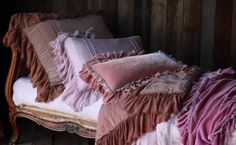 Soft pink and so inviting.