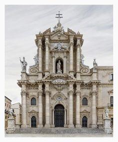 siracusa, duomo santa maria delle colonne, 2008–2014 image © markus brunetti