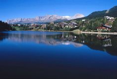 Travel with Me: Crans-Montana-Switzerland-Sunny Stays Beneath a Ma...