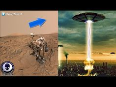 Alien Invasion By 2017? Giant UFO On Mars, Sun-Diving Comets & More! 8/8/16