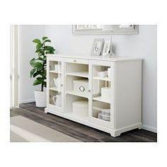 LIATORP Kredens, biały - 145x87 cm - IKEA