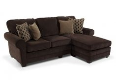 "Maggie Chaise Sofa 92"" Package 