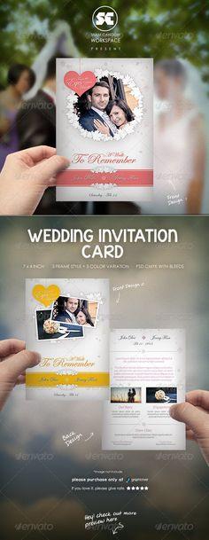 Unicorn Birthday Invite Template AI Illustrator Card \ Invite - birthday invitation card template photoshop
