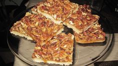 Chloe Coscarelli's vegan pecan bars from Chloe's Vegan Desserts are insanely delicious, and very simple to make.