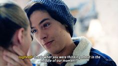 20 Reasons Betty Cooper And Jughead Jones Are Endgame On Riverdale The post 20 Reasons Betty Cooper And Jughead Jones Are Endgame On Riverdale appeared first on Riverdale Memes. Memes Riverdale, Bughead Riverdale, Riverdale Funny, Riverdale Theories, Orphan Black, Riverdale Betty And Jughead, Riverdale Archie And Betty, Betty Cooper Riverdale, Sprouse Bros