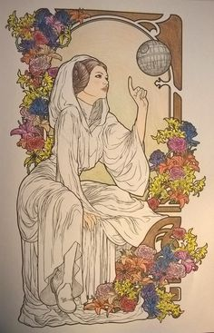 alphonse mucha daydream reverie 1896 a beautiful art nouveau lady alfons maria mucha often. Black Bedroom Furniture Sets. Home Design Ideas
